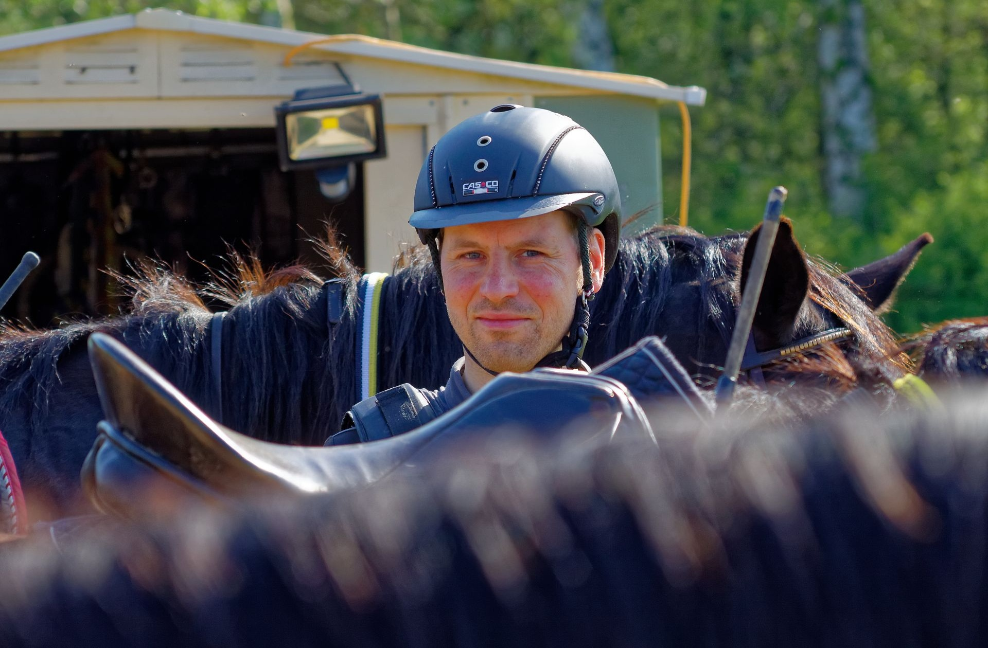 Týdenní prázdninové akce zaměřené na jízdy na koních
