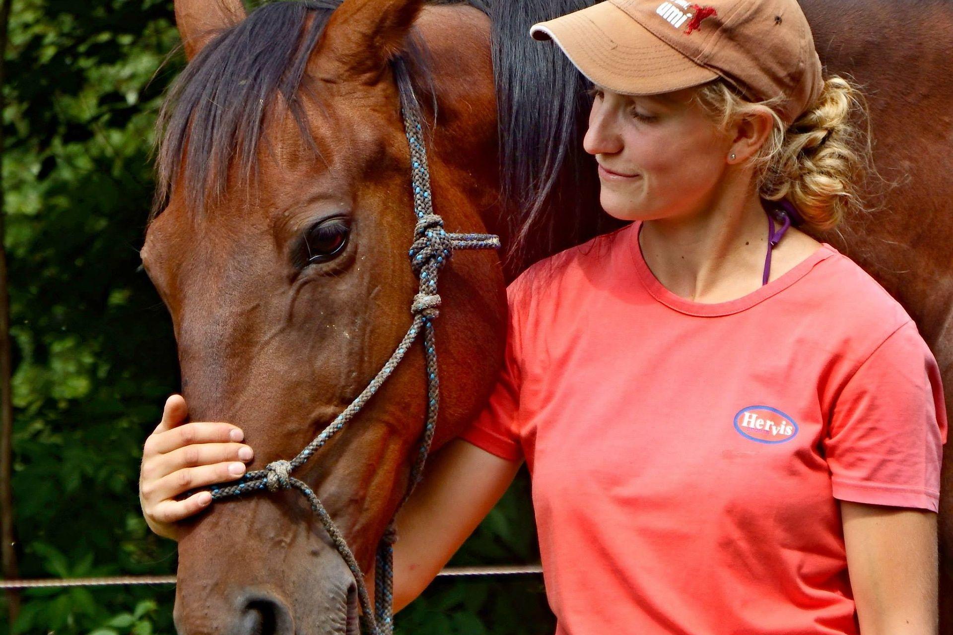 Jízdy na koních pro každého